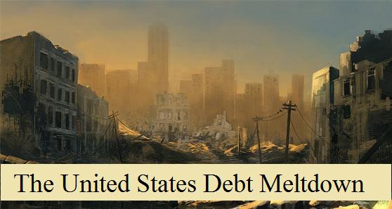 USA Debt Meltdown