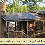 Considerations for a Bug Out Location