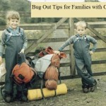 Bug Out Tips for Families with Children