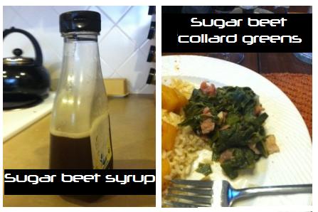 Miy Sugar Beet Syrup And Collard Greens The Prepared Page