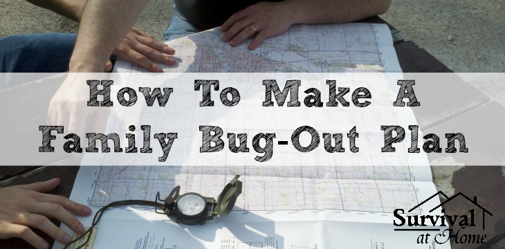 Bug Out House Plans : Make a family bug out plan the prepared page