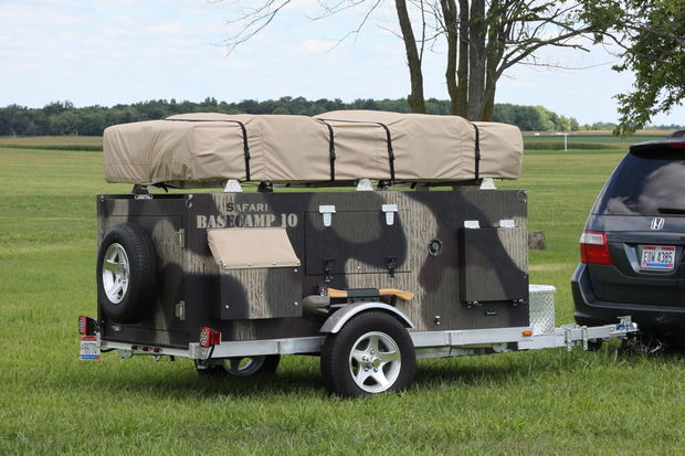 Diy Bug Out Trailers The Prepared Page