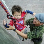 Mexican Military Teaches Survival to Kids
