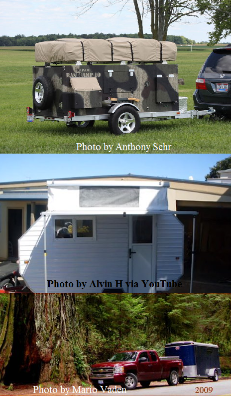 Custom Bug Out Trailers : Diy bug out trailers the prepared page