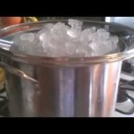 Distilling Water at Home