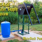 Hand Powered Deep Water Pump