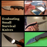 Evaluating Small Survival Knives