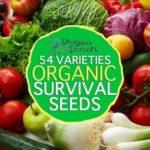 Survival Seeds for when SHTF