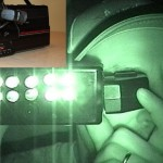DIY Infrared Night Vision Headset Camera