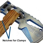 KLAX Multi tool – Your Stick Becomes an Axe