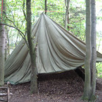 DIY Emergency Temporary Shelter