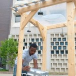 Solar-Powered Lens Water Purification