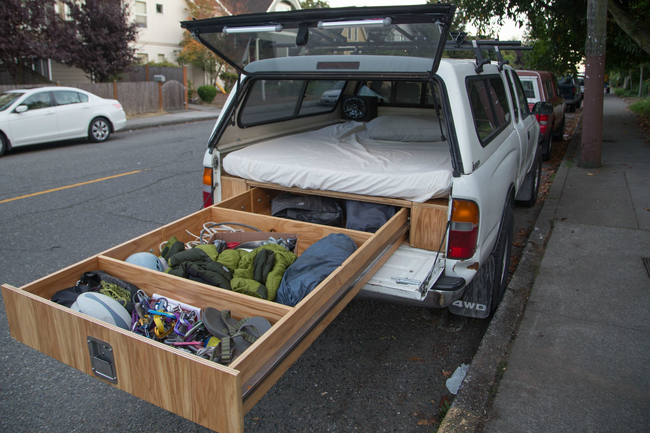 Pickup Truck to Adventure Truck - The Prepared Page