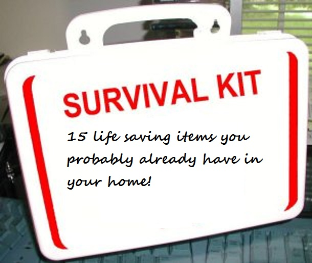 Household Items You can Use to Survive