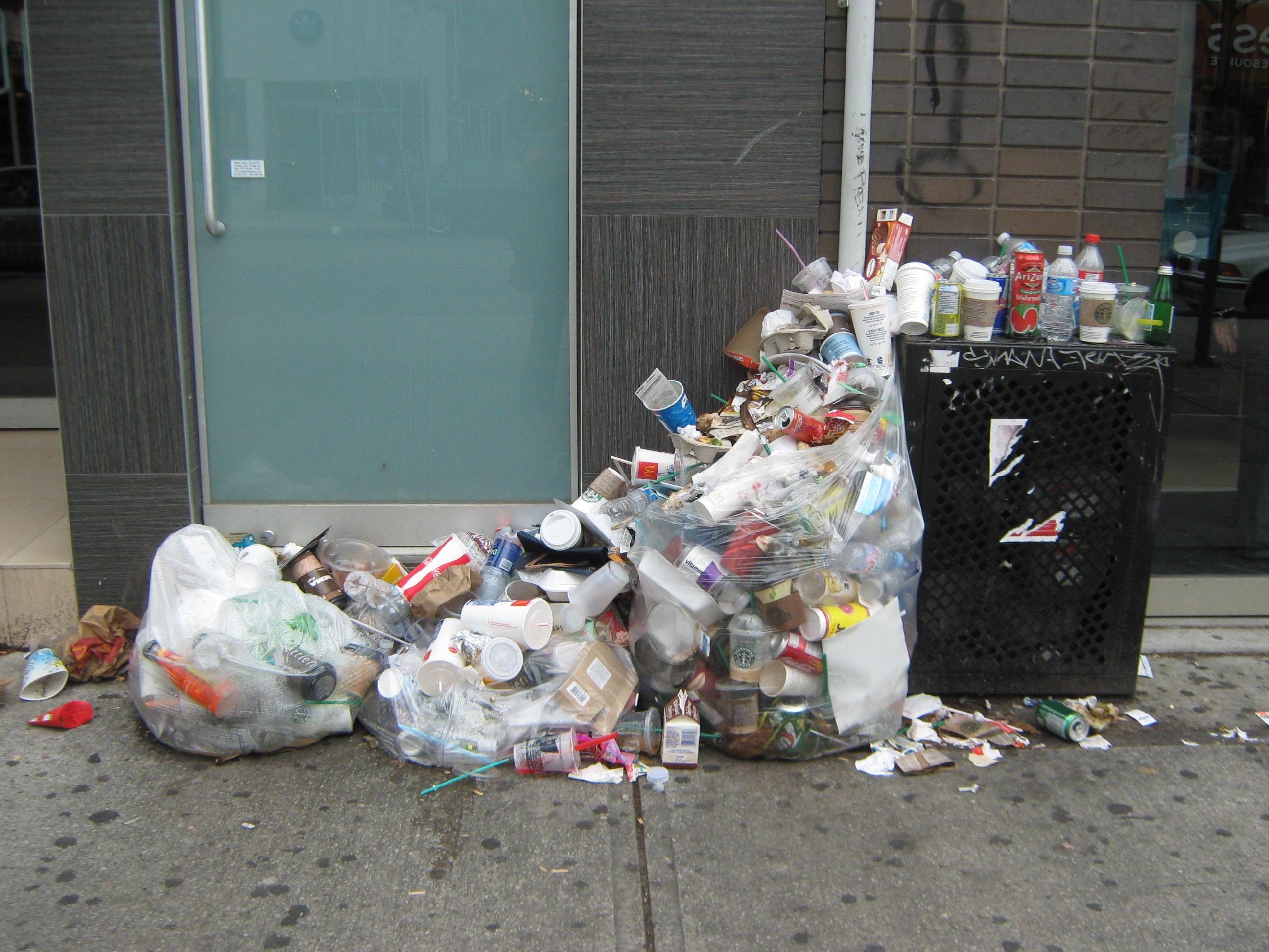 Garbage Post SHTF - The Prepared Page