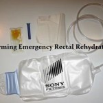 Emergency Rectal Rehydration