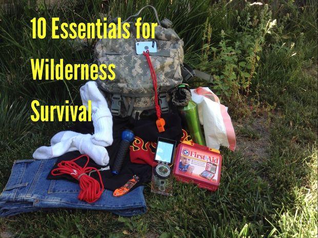 Wilderness Survival Essentials