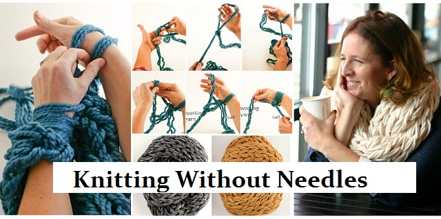 Knitting Without Needles Tutorial : Knitting without needles the prepared page
