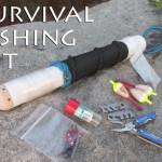 DIY Survival Fishing Kit