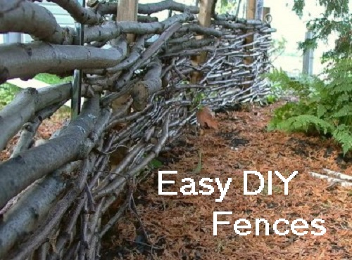 Easy Diy Fences The Prepared Page