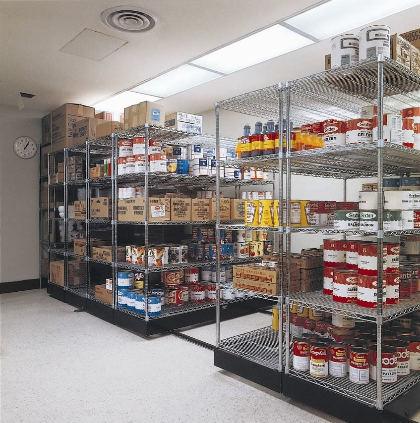 Food Storage Shelf: Storage Mistakes You Could Be Making