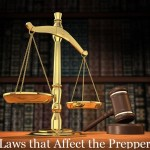Laws that Affect the Prepper