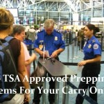 Prepping Carry Ons Approved By TSA