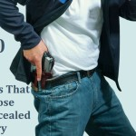 20 Tells That Expose Concealed Carry