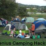 Genius Camping Hacks