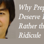 Why Preppers Deserve Respect Rather Than Ridicule