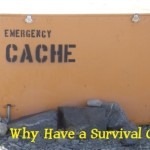 Why Have a Survival Cache?