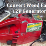 Convert Weed Eater to 12V Generator
