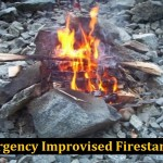 Emergency Improvised Firestarting