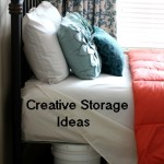 Creative Storage Ideas