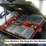 New Battery Backup for the Home