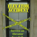 Survive an Elevator Free Fall