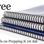 Free Manuals on Prepping & 1st Aid