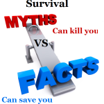 Survival Myths VS Facts