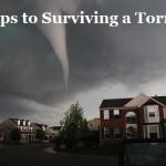 7 Steps to Surviving a Tornado