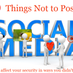10 Things Not to Post