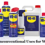 40 Unconventional Uses for WD-40