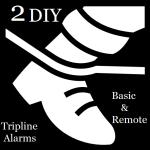 2 DIY Trip-line Alarms