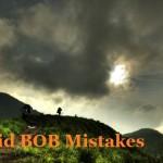 Avoid BOB Mistakes