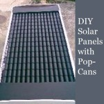 DIY Solar Panels with Pop-Cans