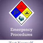 Emergency Procedure Quiz