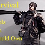 Survival Tools You Should Own