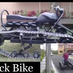 DIY Track Bike