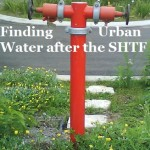 Finding Urban Water after the SHTF