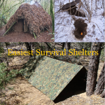 Easiest Survival Shelters