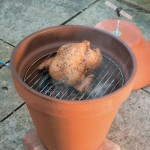 DIY Clay-Pot Smoker